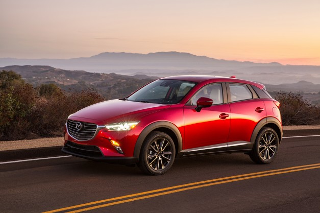 Report: Mazda's keeping its new CX-3 diesel for its own market only