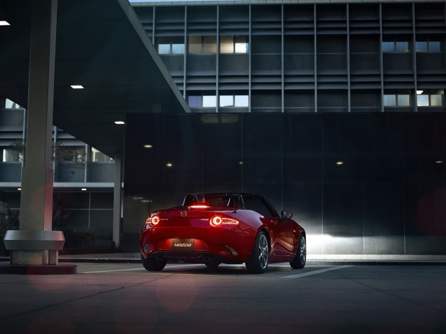 Report: Mazda downplays high-performance variants of Miata MX-5