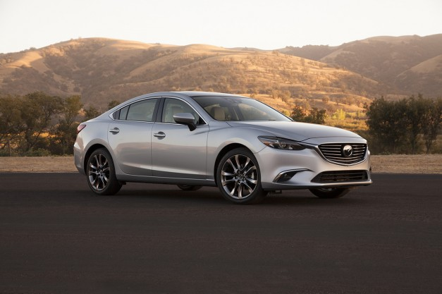 Report: Mazda supposedly mulling a Mazda6-based RX-9