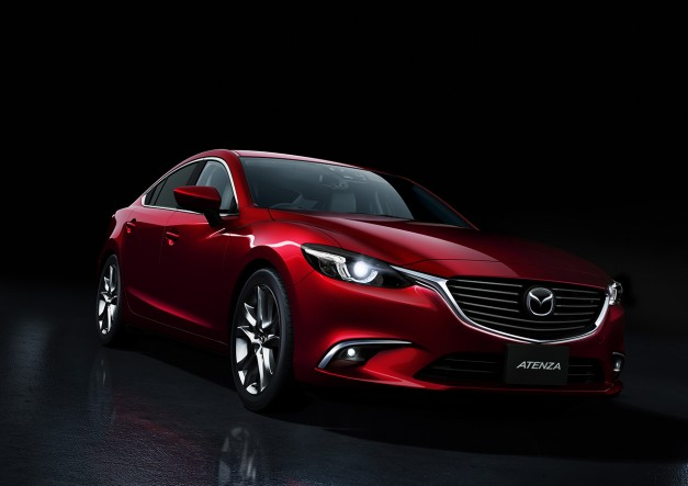 Mazda reveals new all-wheel drive system for updated Mazda6…in Bosnia only…