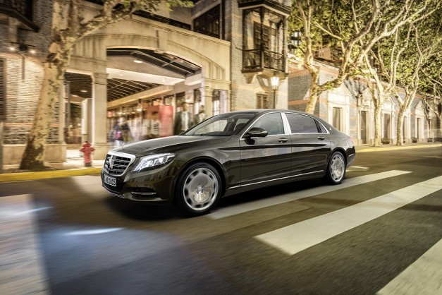 Report: Mercedes-Benz downplays AMG versions of Maybach