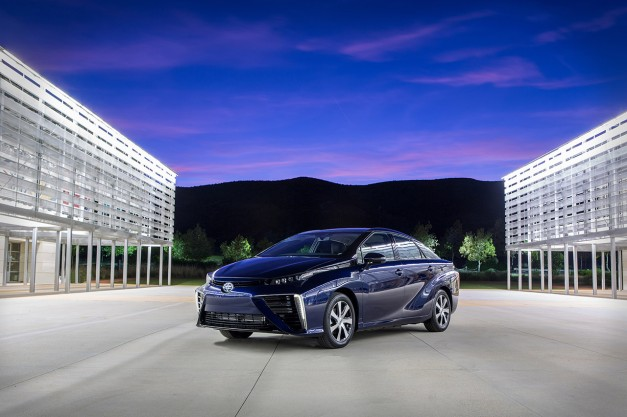 Toyota announces plans to focus on hybrids and plug-in hybrids