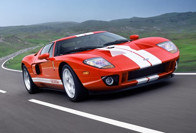 Report: Ford to debut the next GT successor in Detroit, to pack 600hp
