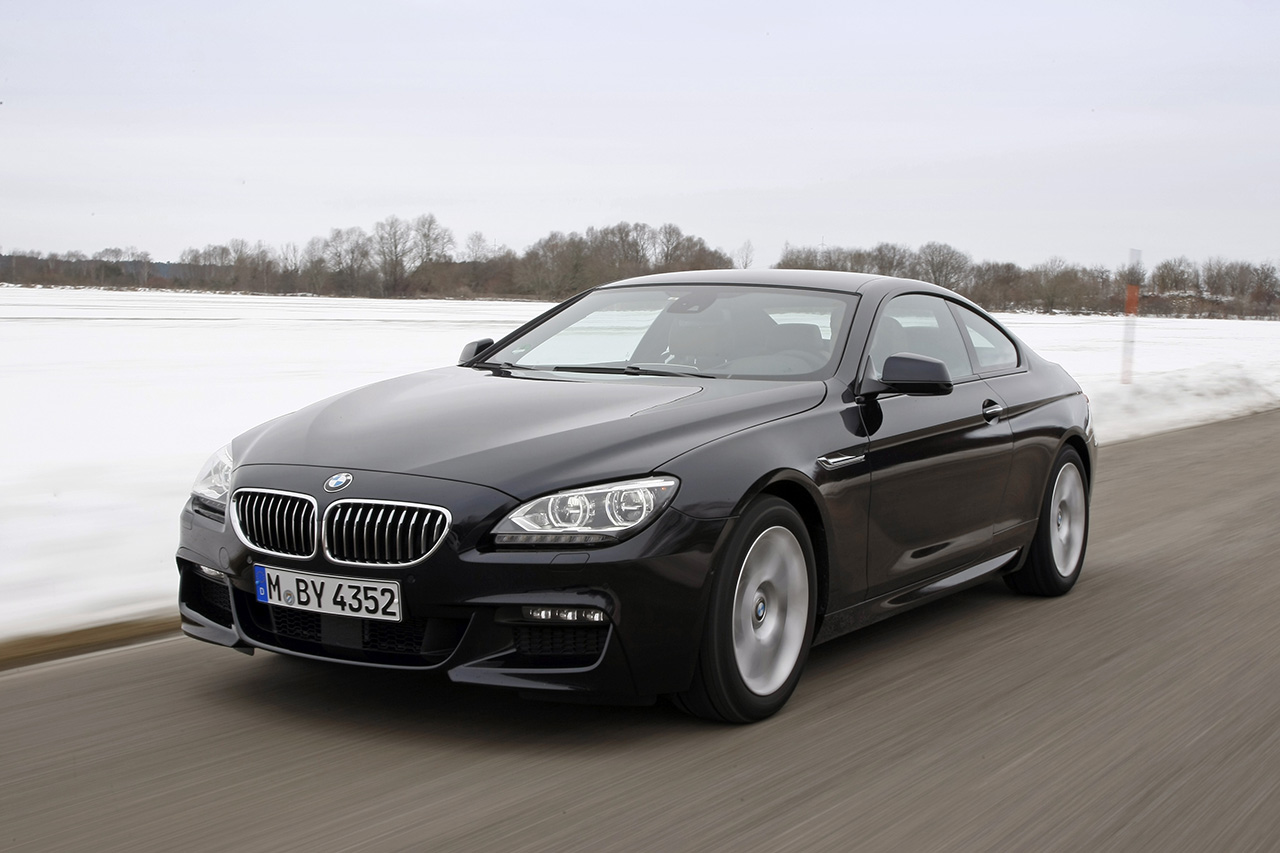 2014 bmw 6 series - photo #1