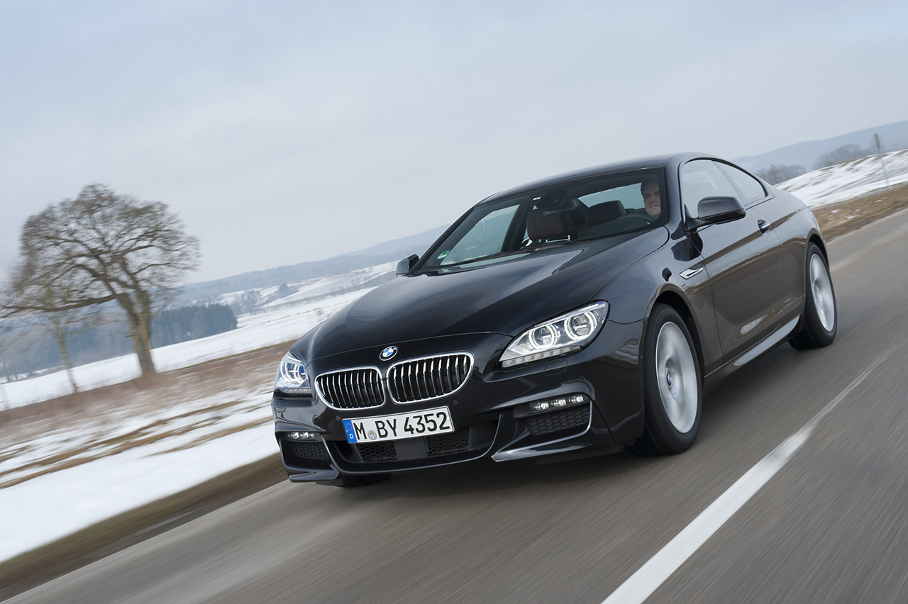 2014 bmw 6 series - photo #23