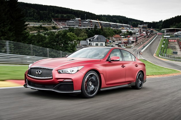 Report: Infiniti's Q50 Eau Rouge prospect is no more