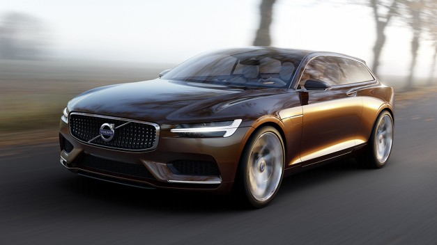 Report: Volvo CEO shares details about new CMA platform for compact cars