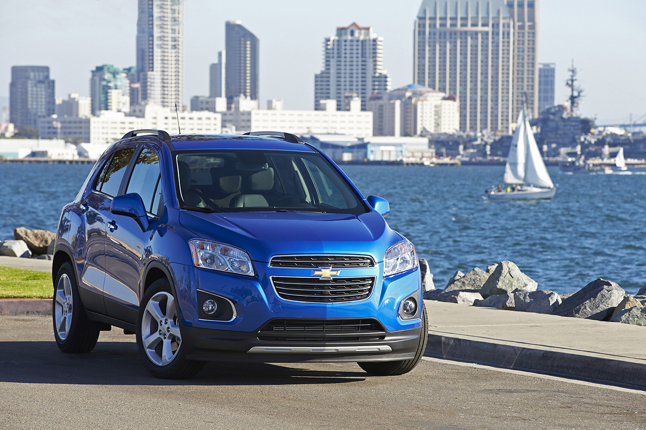 2015 chevrolet trax ltz egmcartech. Black Bedroom Furniture Sets. Home Design Ideas