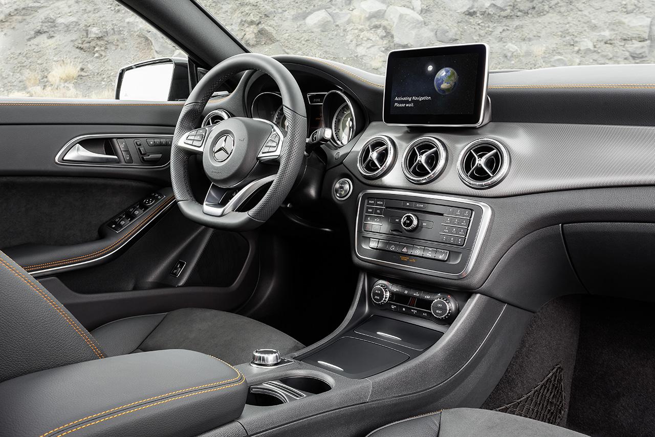 CLA 250 Mercedes-Benz Shooting Brake