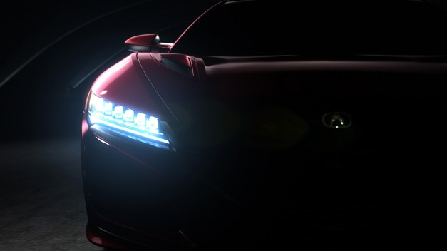Acura finally teases the production NSX, to debut at the 2015 Detroit Auto Show