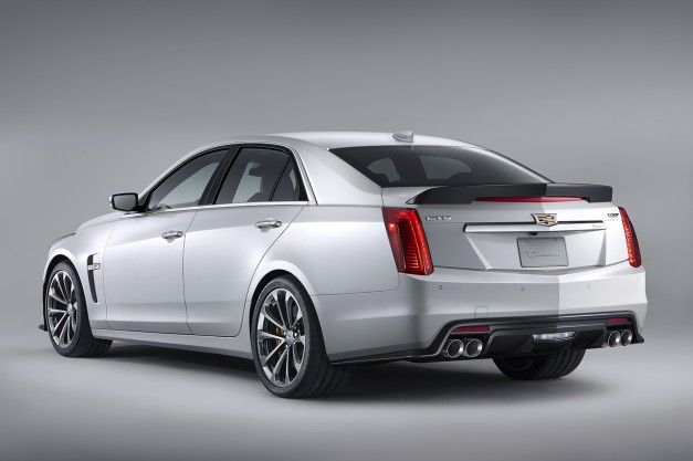 Report: How fast is the new 2016 Cadillac CTS-V? Batshit insane fast
