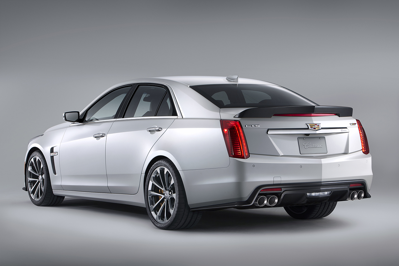 2016 Cadillac Cts V | Car Review, Specs, Price and Release ...