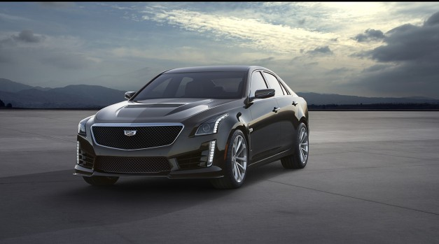 You'll need $83,995 to call a 2016 Cadillac CTS-V your own