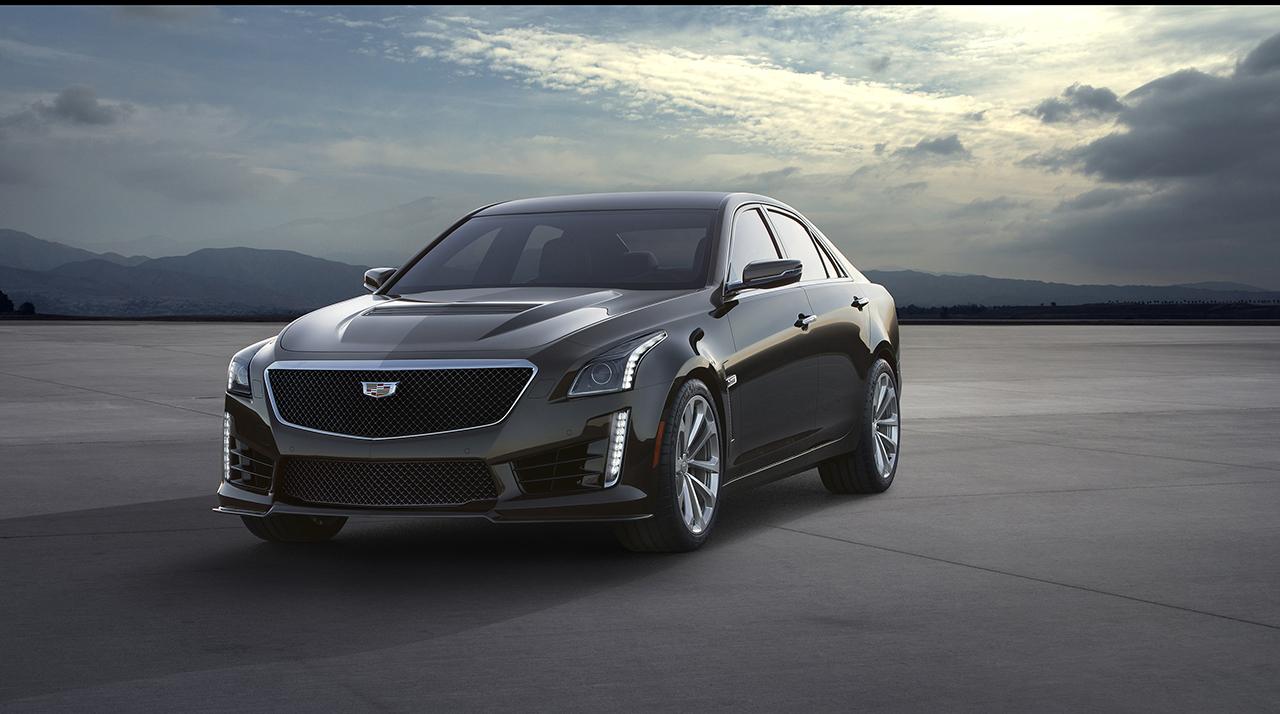 2016 Cadillac CTS-V - egmCarTech