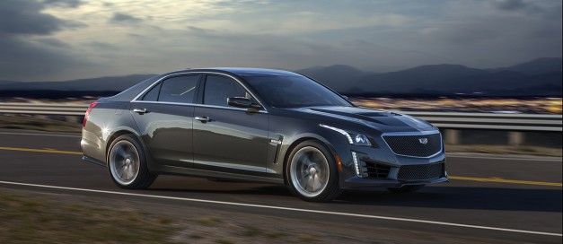Report: Cadillac doesn't think 640hp is enough for the CTS-V