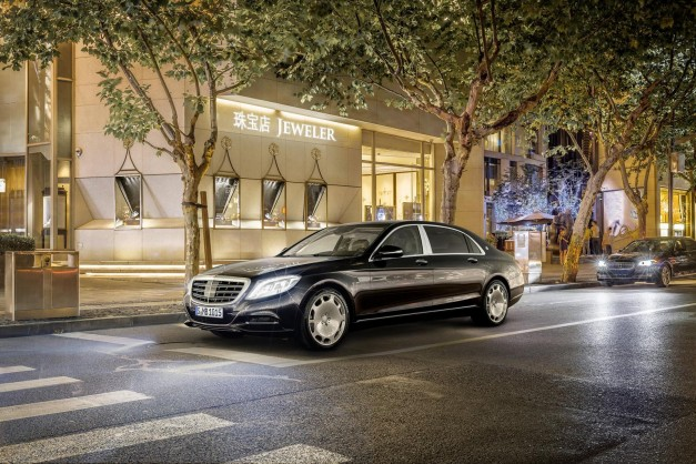 Mercedes-Benz releases more info and graphics of new Maybach S-Class