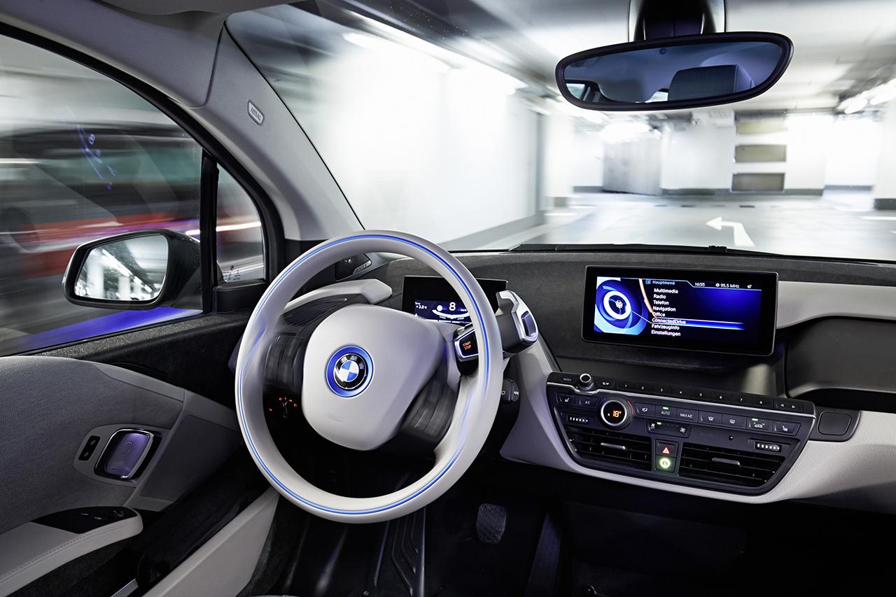 BMW at the 2015 Consumer Electronics Show (7) - egmCarTech