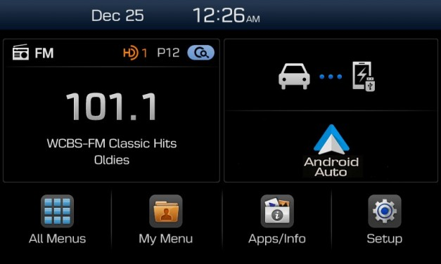 Video: Android Auto surfaces to take on Apple CarPlay