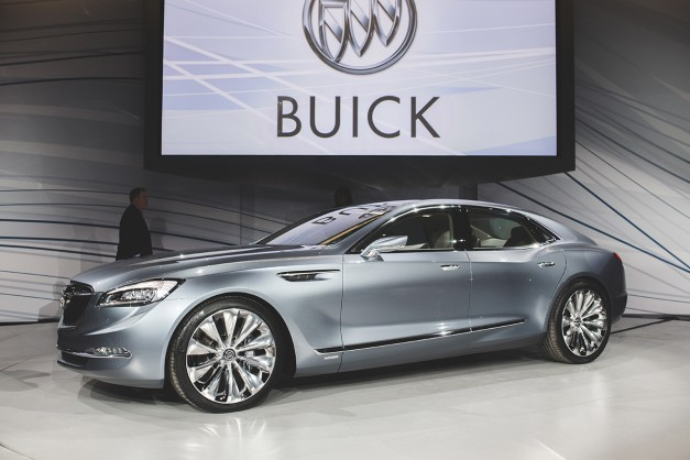 Report: A new Buick is apparently surfacing at next year's North American International Auto Show