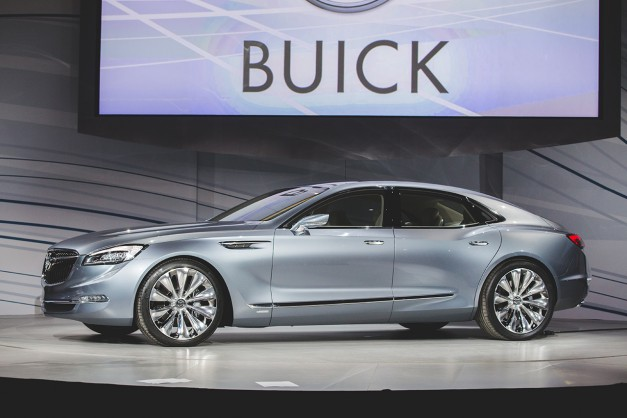 Report: The Buick Avenir won't reach production, simply because Cadillac exists
