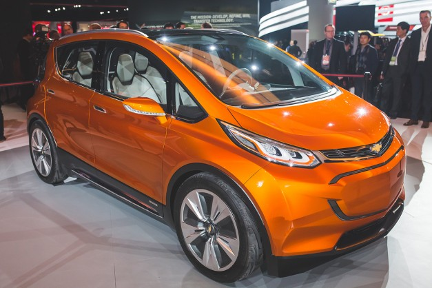 2016 CES Preview: The 2017 Chevrolet Bolt is expected to be revealed shortly