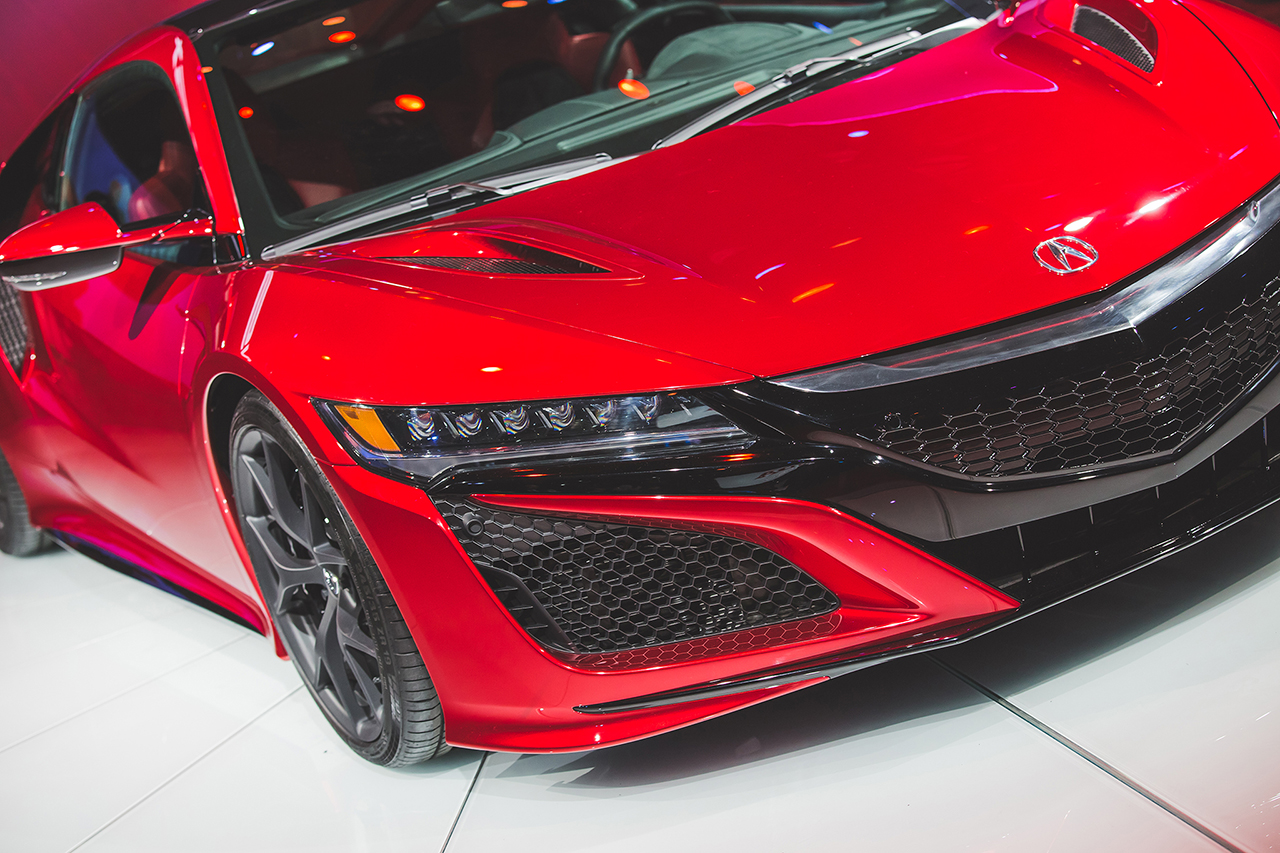 2015 detroit 2016 acura nsx 2 egmcartech. Black Bedroom Furniture Sets. Home Design Ideas