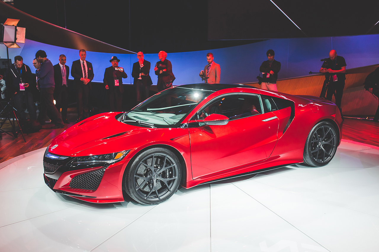 2015 detroit 2016 acura nsx 5 egmcartech. Black Bedroom Furniture Sets. Home Design Ideas