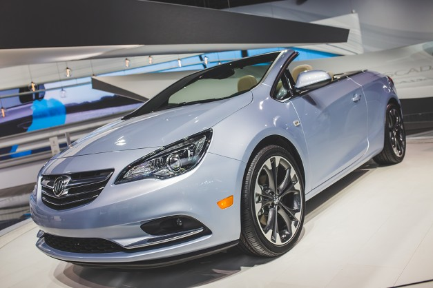 Report: Buick could enter the compact market with the Opel Atom