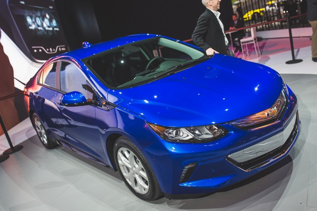 The 2016 Chevrolet Volt requires $26,495 of your monies, after the $7,500 tax credit