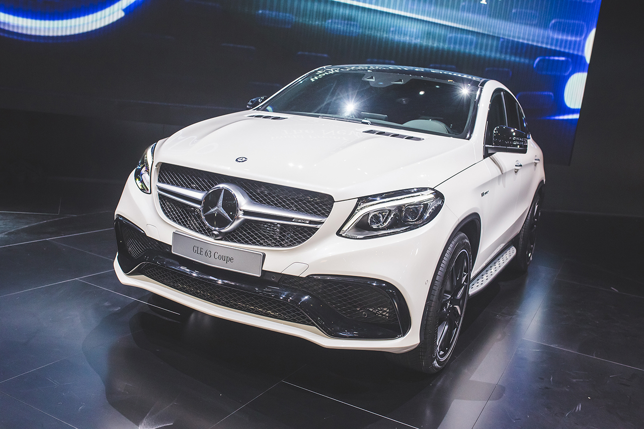 2015 detroit 2016 mercedes benz gle63 s coupe 1 for Mercedes benz gle63