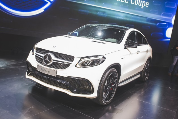 Mercedes benz confirms the total rework of its entire for Mercedes benz cross over
