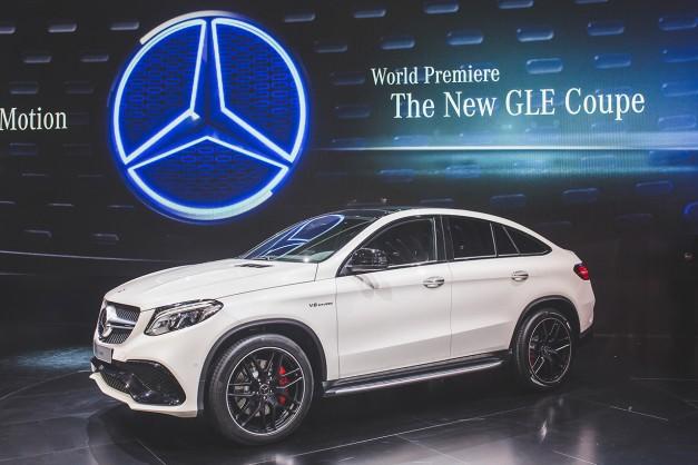 The Mercedes Benz Gle Coupe Enters Production In Alabama Egmcartech Egmcartechthe Mercedes