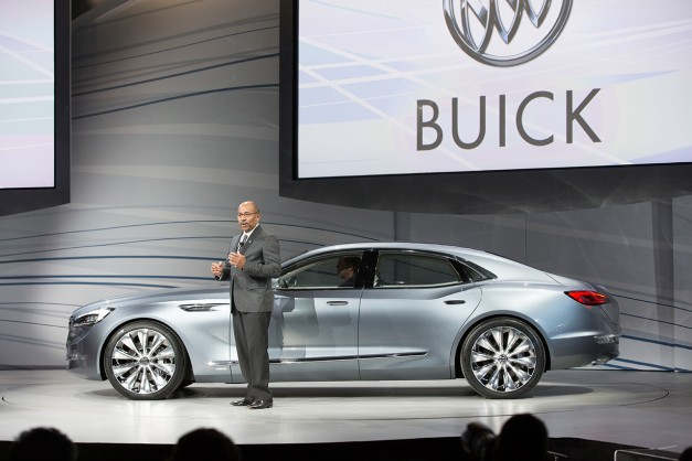 General Motors' design chief Ed Welburn to retire in July