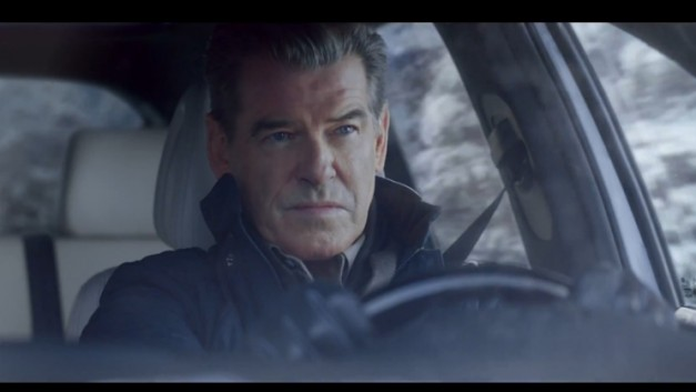 Video: Watch Pierce Brosnan star in Kia's Super Bowl commercials