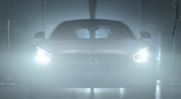 Video: Mercedes-AMG's Super Bowl commercial arrives early