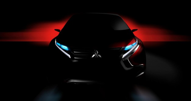 Mitsubishi continues to beat dead horses, teases new concept for Geneva