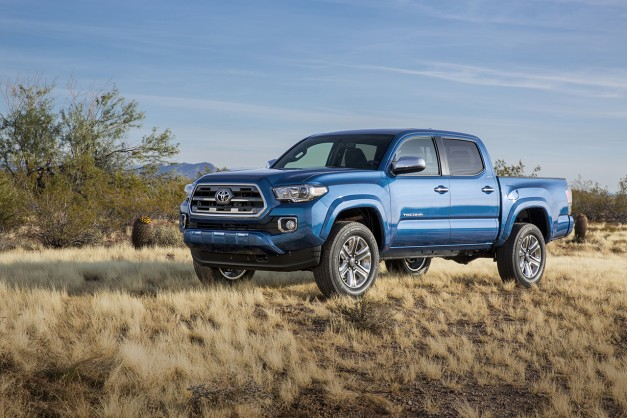 Report: Toyota Tacoma's chief engineer downplays diesel version