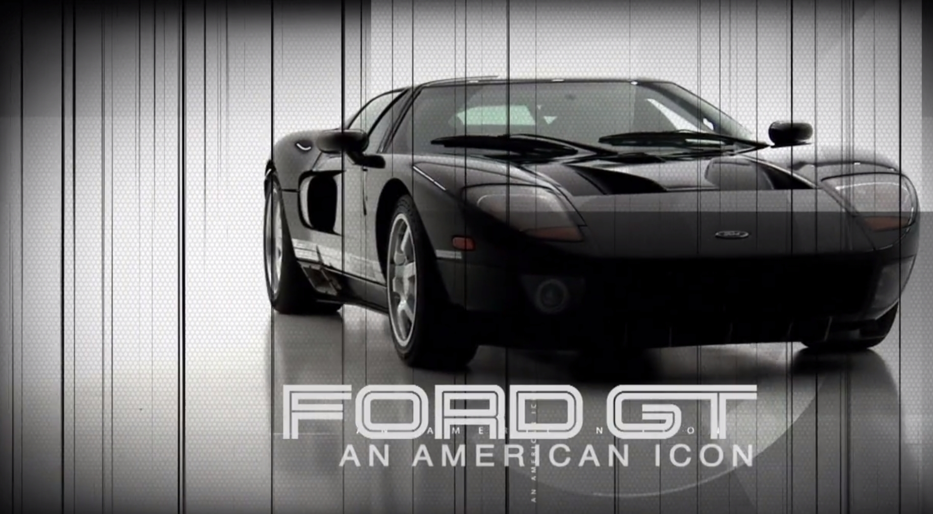 Video A New Program Series About The Ford Gt Is About To Happen
