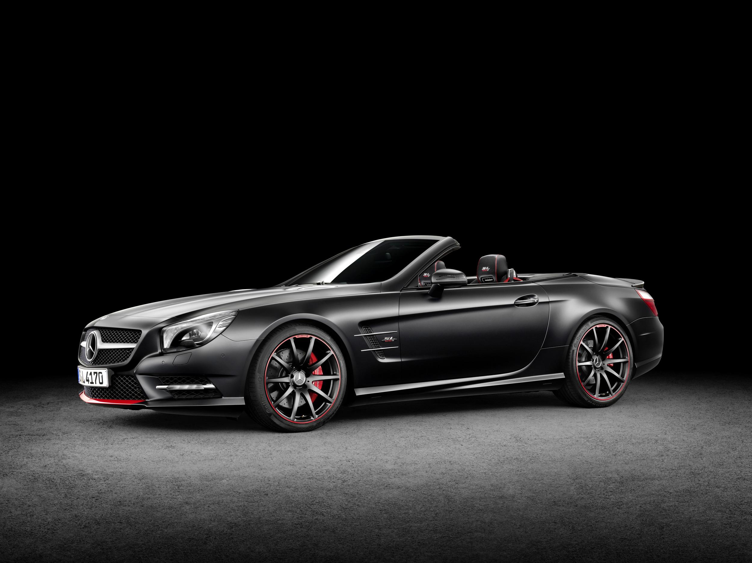 2015 mercedes benz sl550 special edition mille miglia 417 For2015 Mercedes Benz Sl550