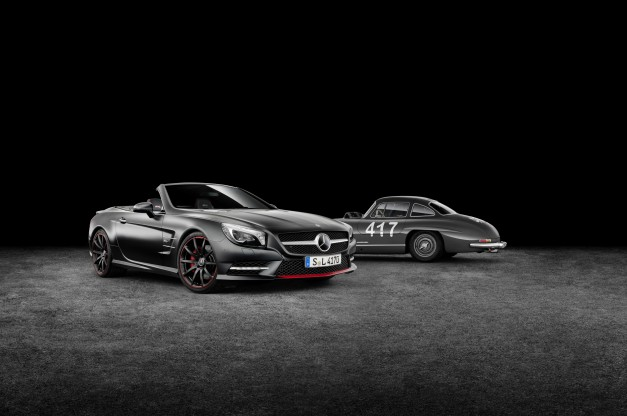 Mercedes-Benz reveals a new special-edition SL for the SL-passionista