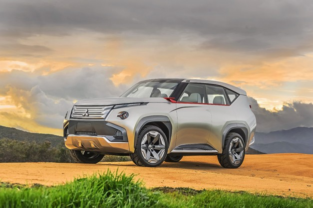 Report: Next-generation Mitsubishi Pajero to be a serious plug-in hybrid 4×4