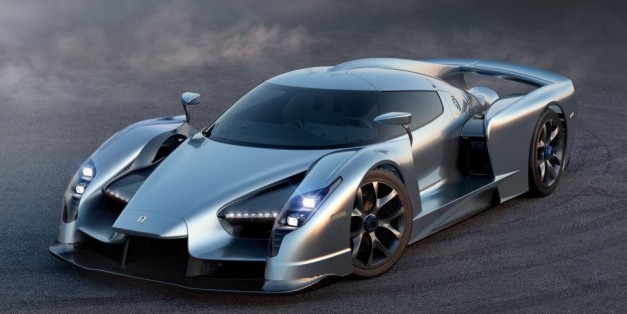 James Glickenhaus' SCG 003 gets fully revealed on the web