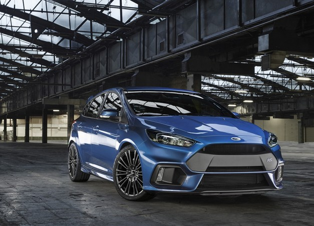 Video: Watch how the Ford Focus RS came to be in terms of design and crash-worthiness