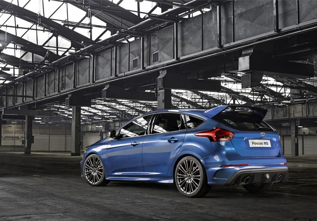 Report: Ford could produce an even hotter Focus RS to beat down the Audi RS3