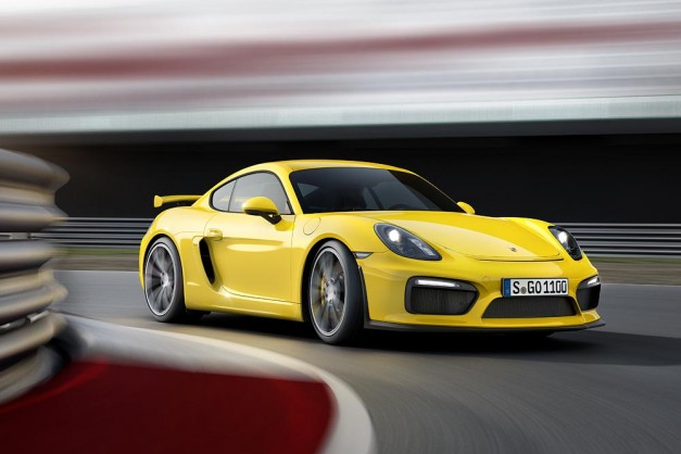 Report: Porsche to make next GT and RS models lighter
