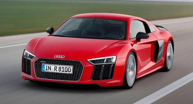 Report: Is this the first official photo of the new Audi R8?