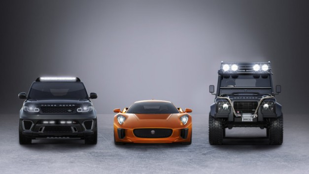 Report: Jaguar-Land Rover to be planning a SV-badged lineup under SVR