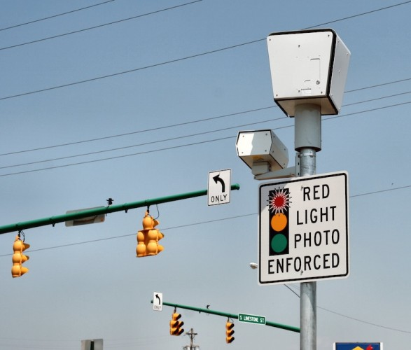 Report: US Congressman calls for legislation banning traffic cameras