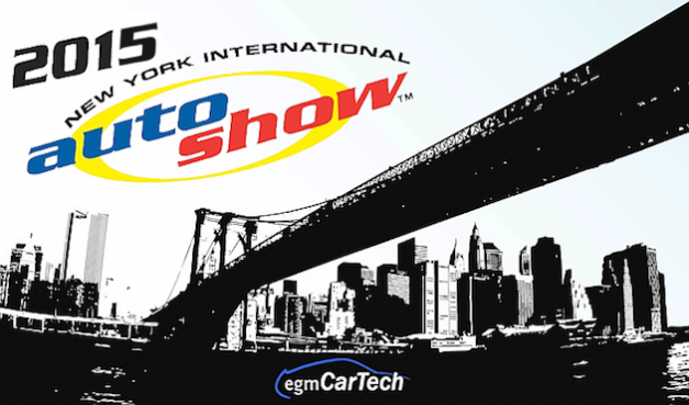 2015 New York: The New York International Auto Show is here