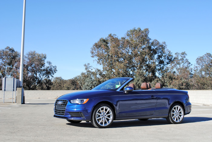 test drive 2015 audi a3 cabriolet by autonation egmcartech. Black Bedroom Furniture Sets. Home Design Ideas
